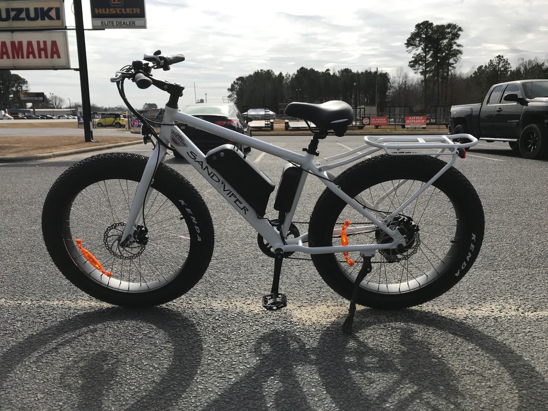 2020 SSR Motorsports Sand Viper 500W in Greenville, North Carolina - Photo 5