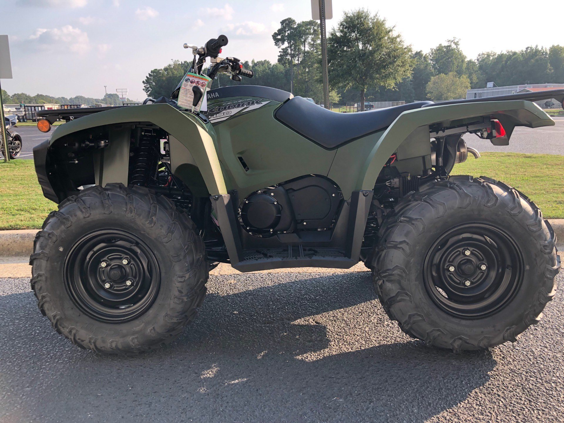2020 Yamaha Kodiak 450 in Greenville, North Carolina - Photo 7