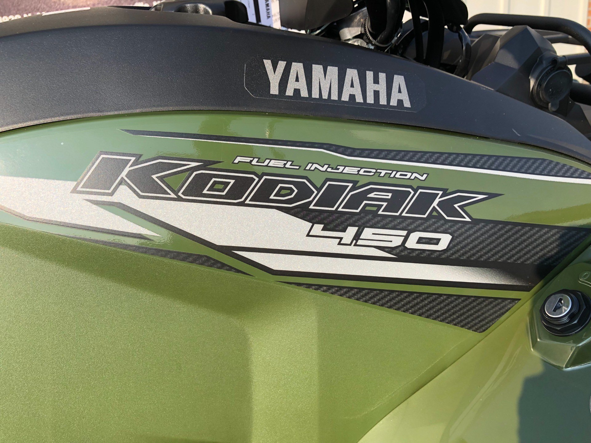 2020 Yamaha Kodiak 450 in Greenville, North Carolina - Photo 17