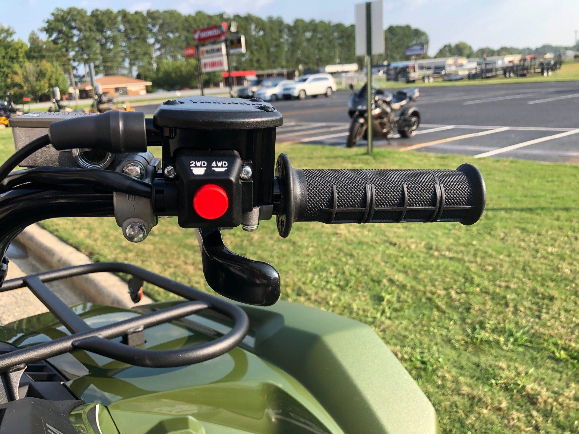 2020 Yamaha Kodiak 450 in Greenville, North Carolina - Photo 23
