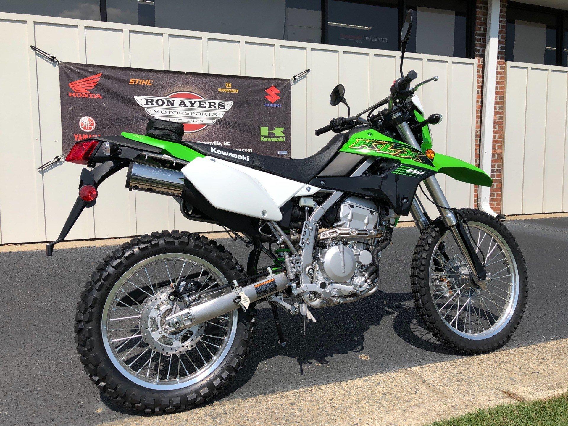 250 Klx Kawasaki