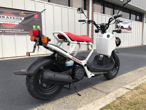 2020 Honda Ruckus in Greenville, North Carolina - Photo 11