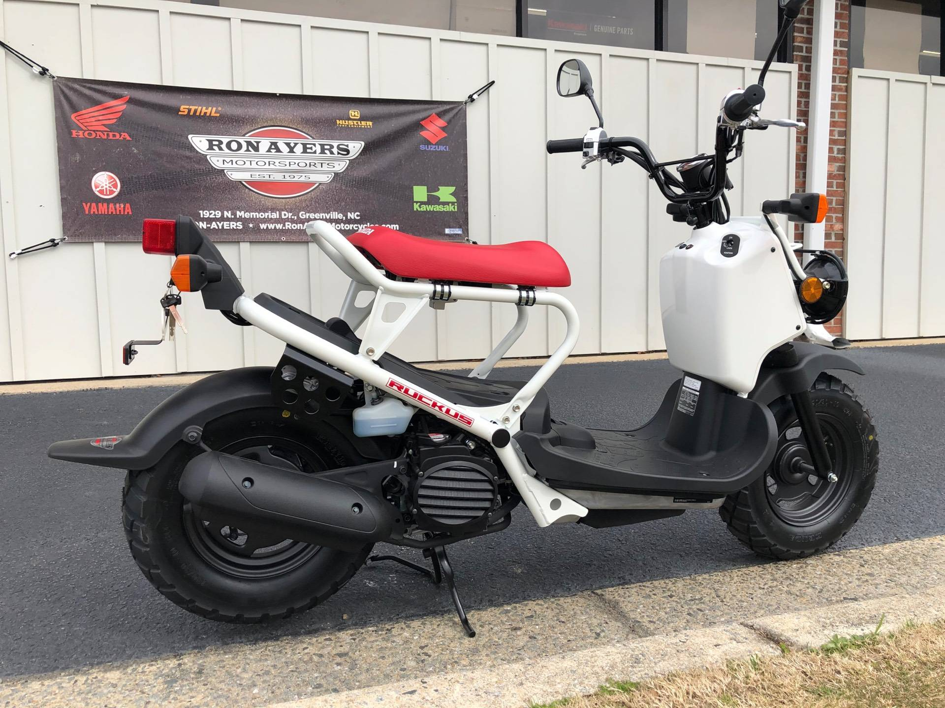 2020 Honda Ruckus in Greenville, North Carolina - Photo 12