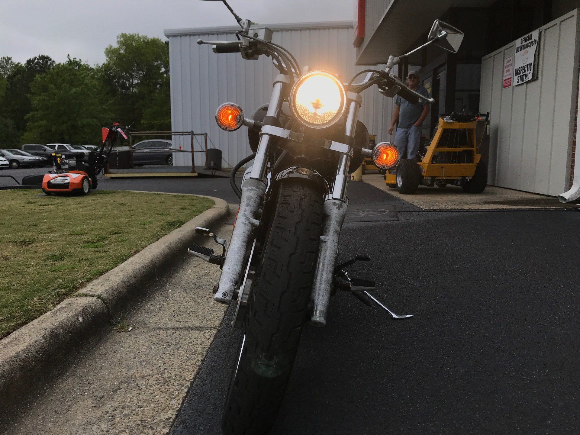 2011 Yamaha V Star Custom in Greenville, North Carolina - Photo 4