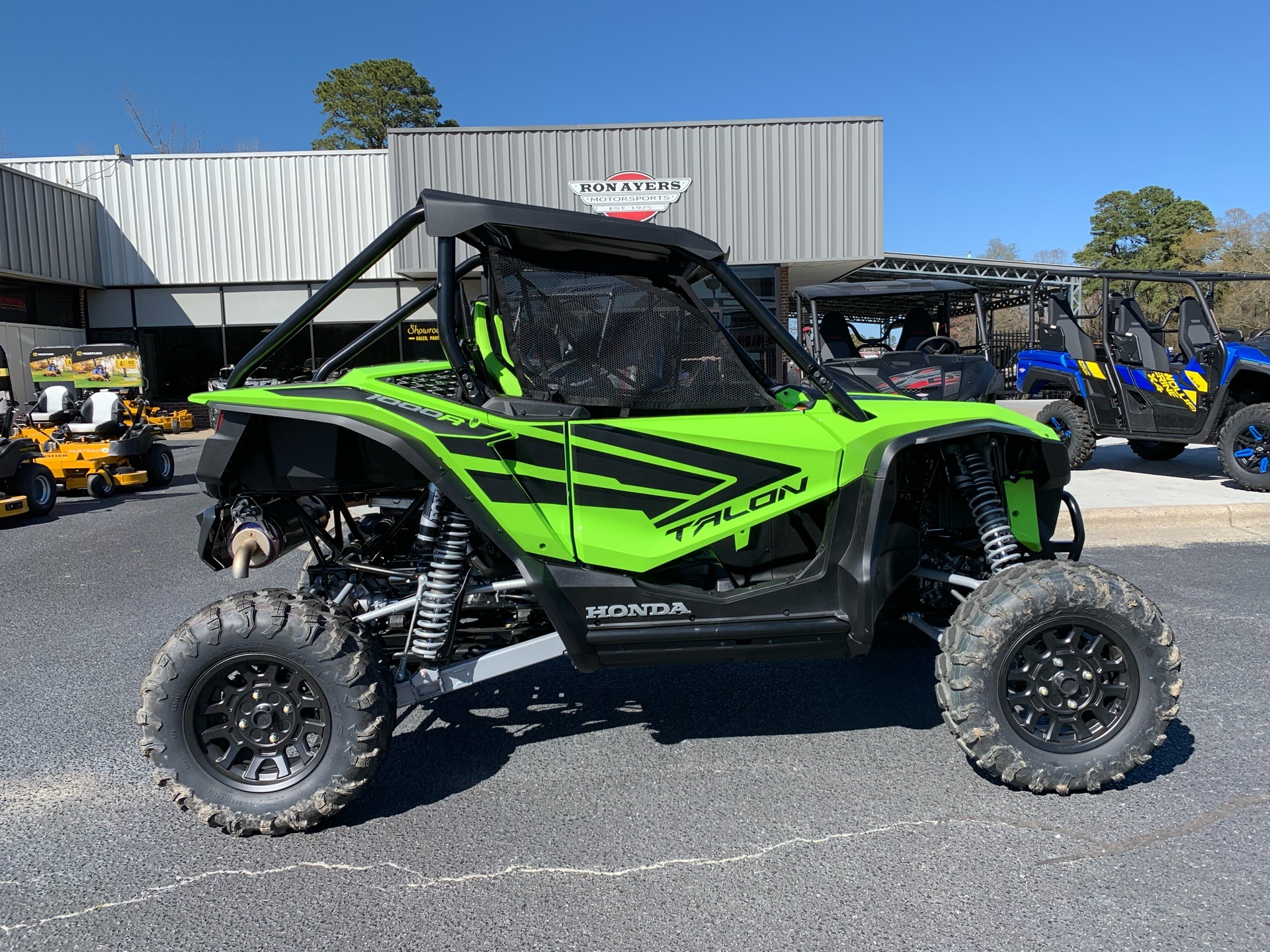 2019 Honda Talon 1000R in Greenville, North Carolina - Photo 1