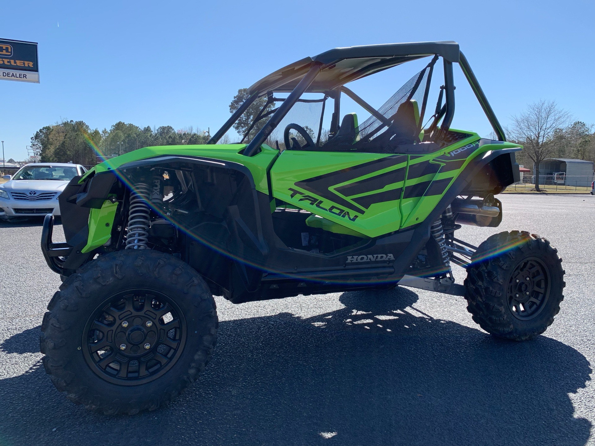 2019 Honda Talon 1000R in Greenville, North Carolina - Photo 6