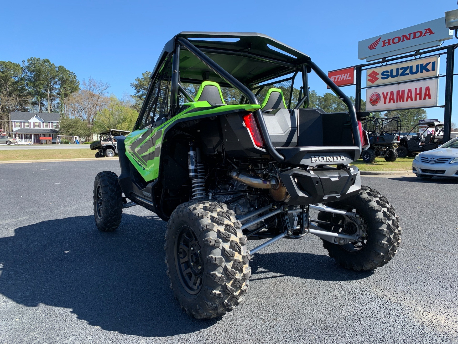 2019 Honda Talon 1000R in Greenville, North Carolina - Photo 9