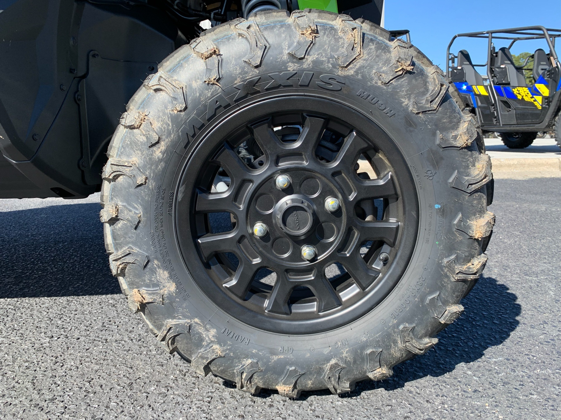 2019 Honda Talon 1000R in Greenville, North Carolina - Photo 16