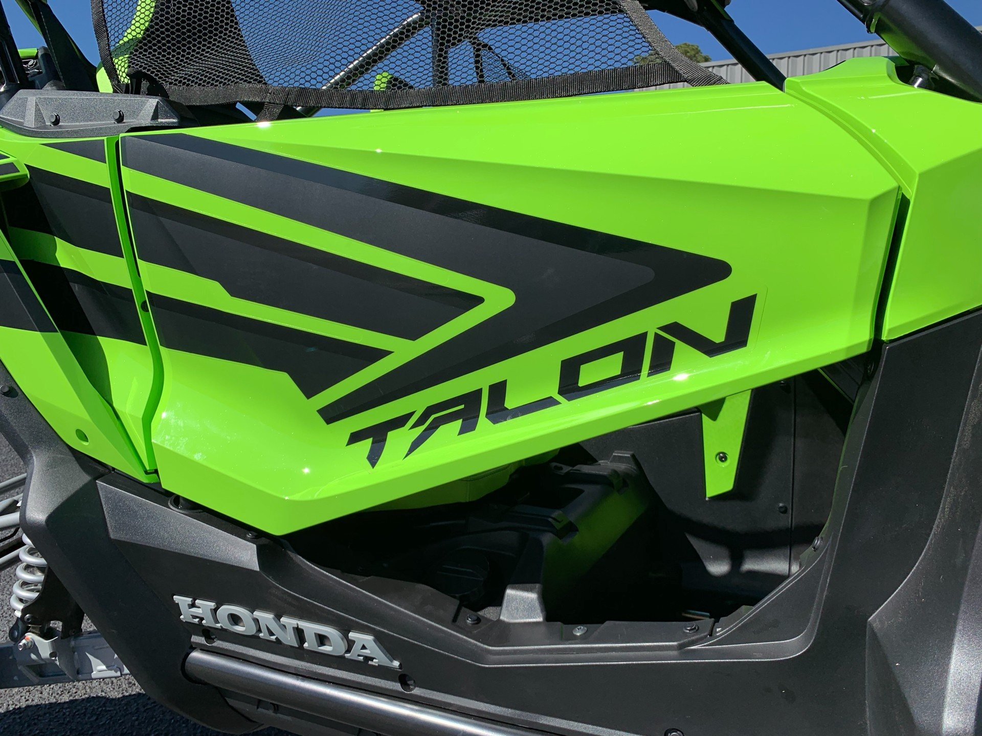 2019 Honda Talon 1000R in Greenville, North Carolina - Photo 17