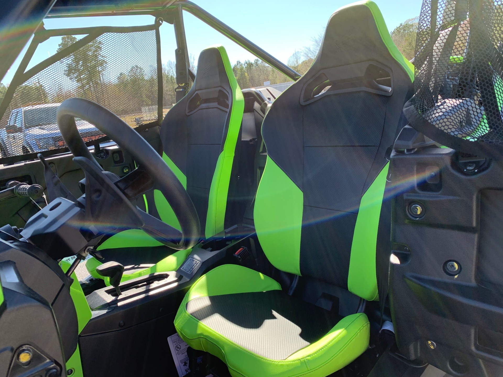 2019 Honda Talon 1000R in Greenville, North Carolina - Photo 24