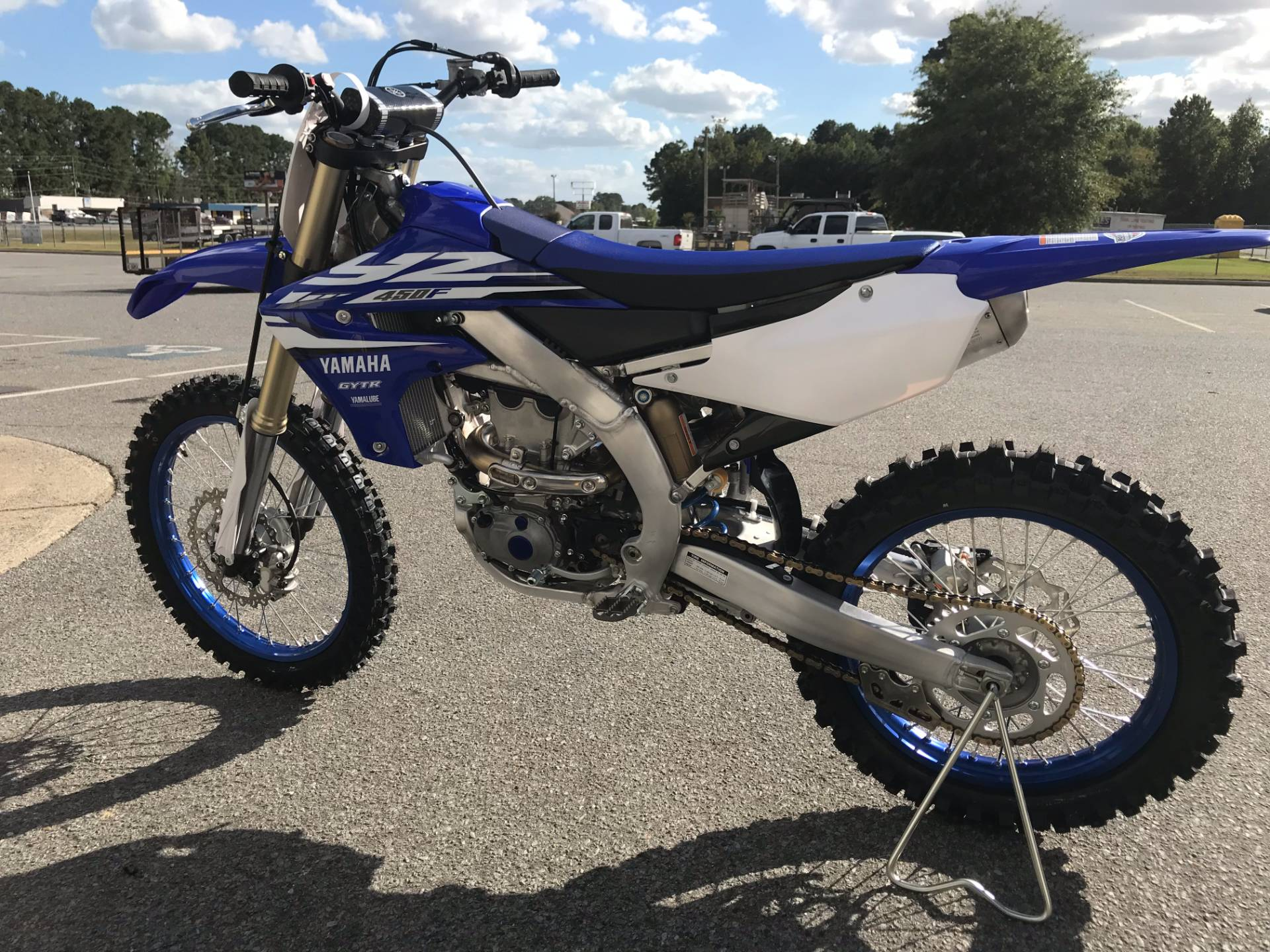 Scooters For Sale Greenville Nc >> 2018 Yamaha YZ450F For Sale Greenville, NC : 79617
