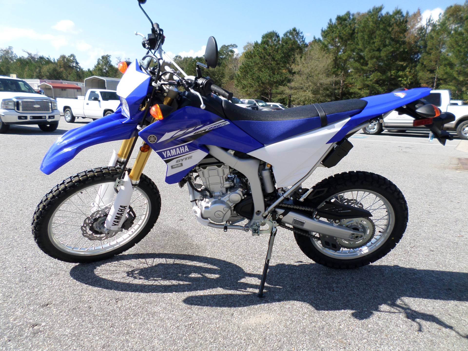 2017 Yamaha WR250R in Greenville, North Carolina