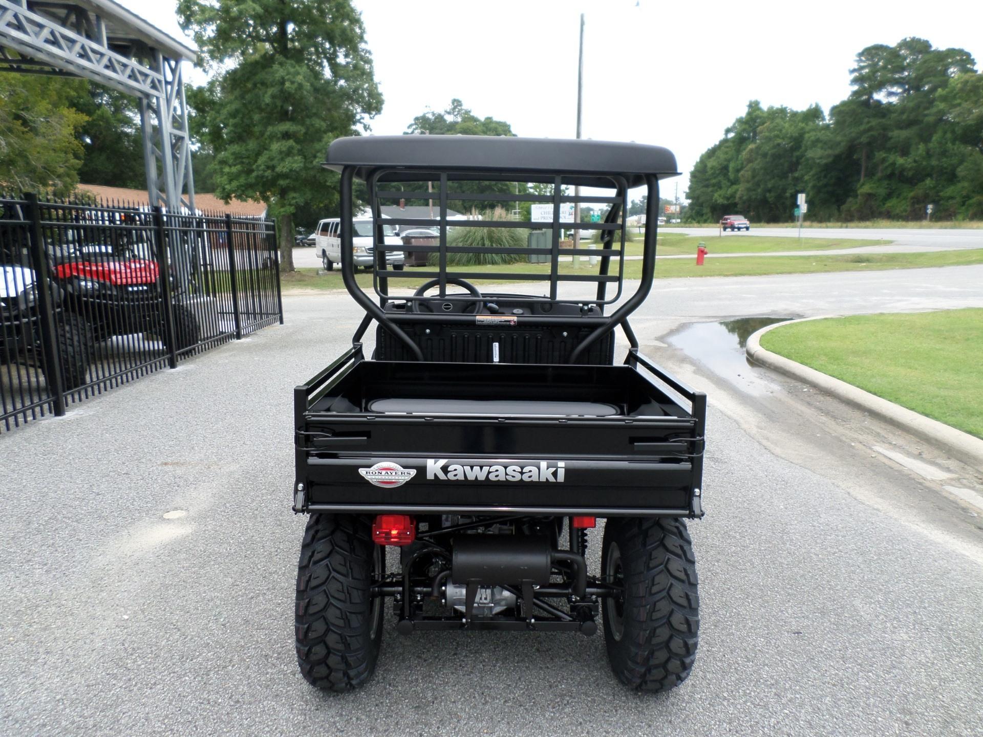 2017 Kawasaki Mule SX 4x4 XC SE in Greenville, North Carolina
