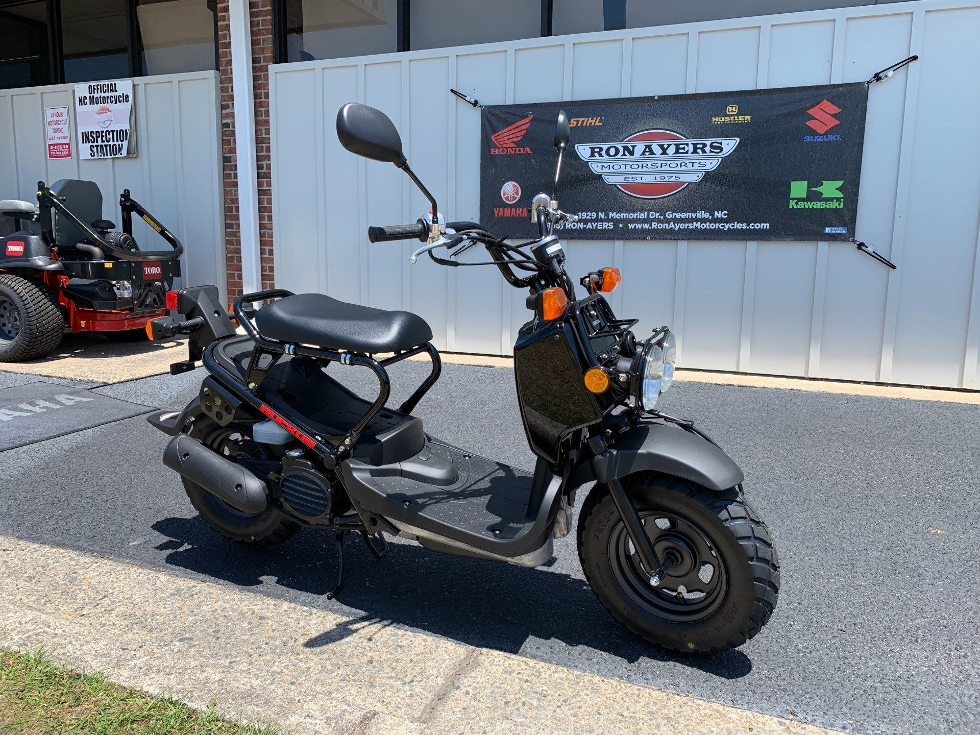 2019 Honda Ruckus in Greenville, North Carolina - Photo 2