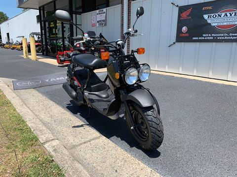 2019 Honda Ruckus in Greenville, North Carolina - Photo 3
