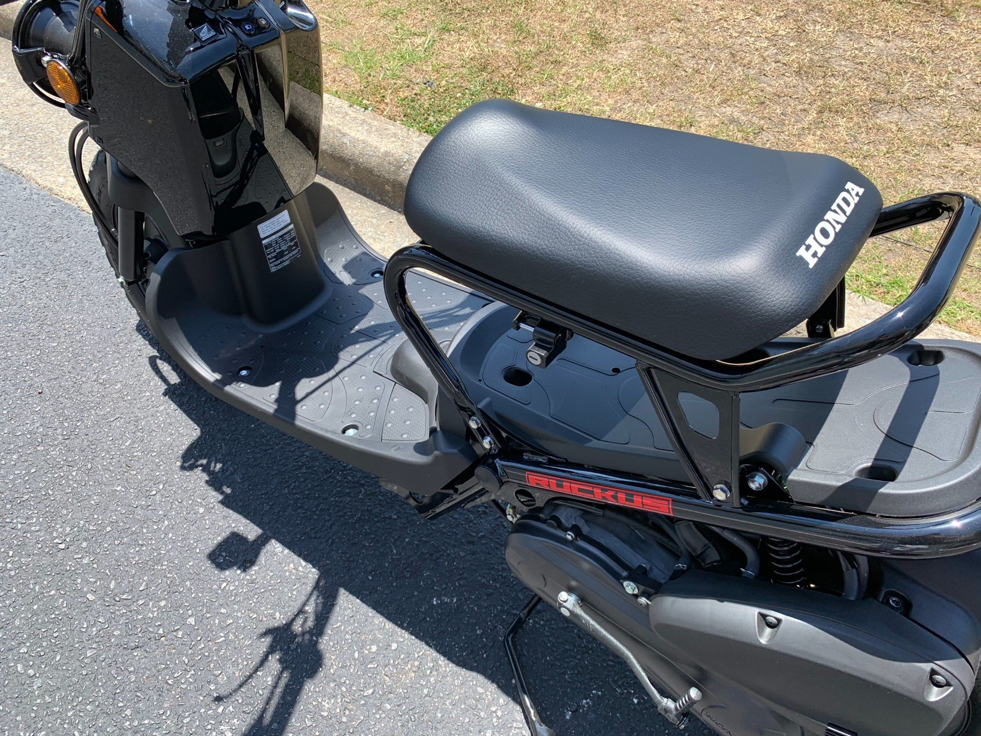 2019 Honda Ruckus in Greenville, North Carolina - Photo 16