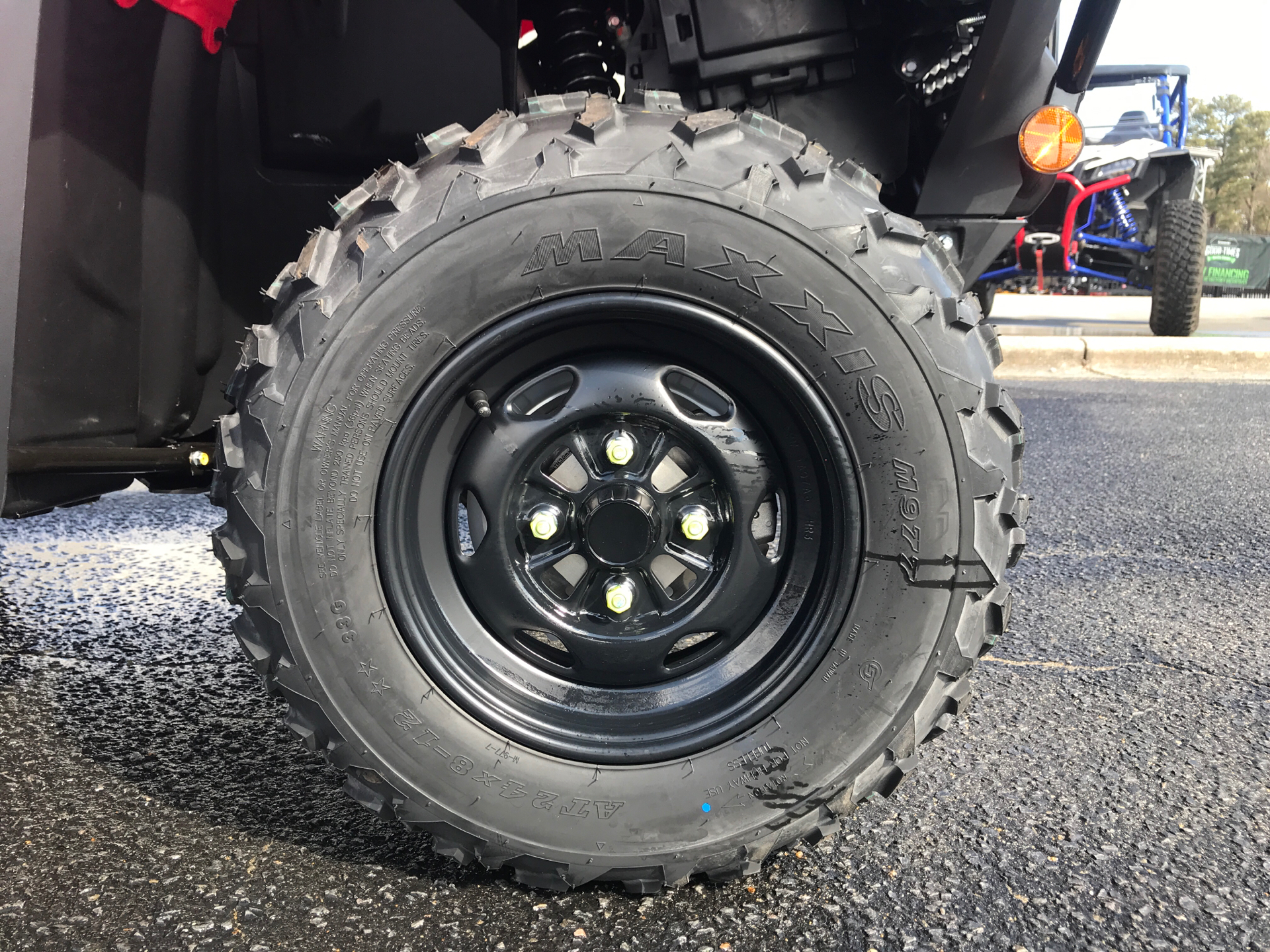 2021 Honda FourTrax Rancher 4x4 Automatic DCT EPS in Greenville, North Carolina - Photo 11