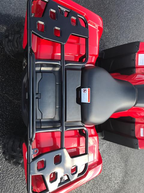 2021 Honda FourTrax Rancher 4x4 Automatic DCT EPS in Greenville, North Carolina - Photo 14