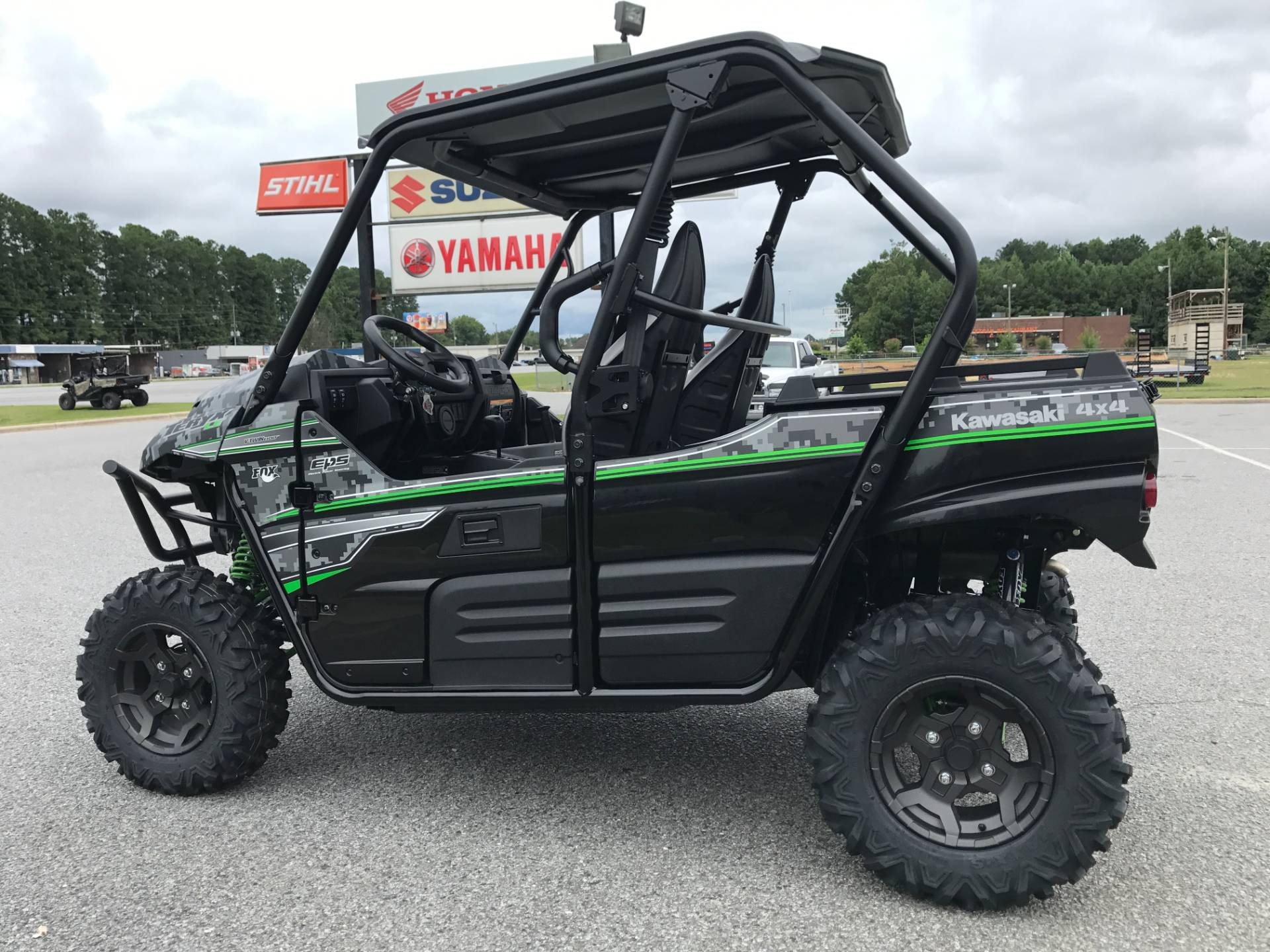 2018 Kawasaki Teryx LE Camo in Greenville, North Carolina - Photo 9