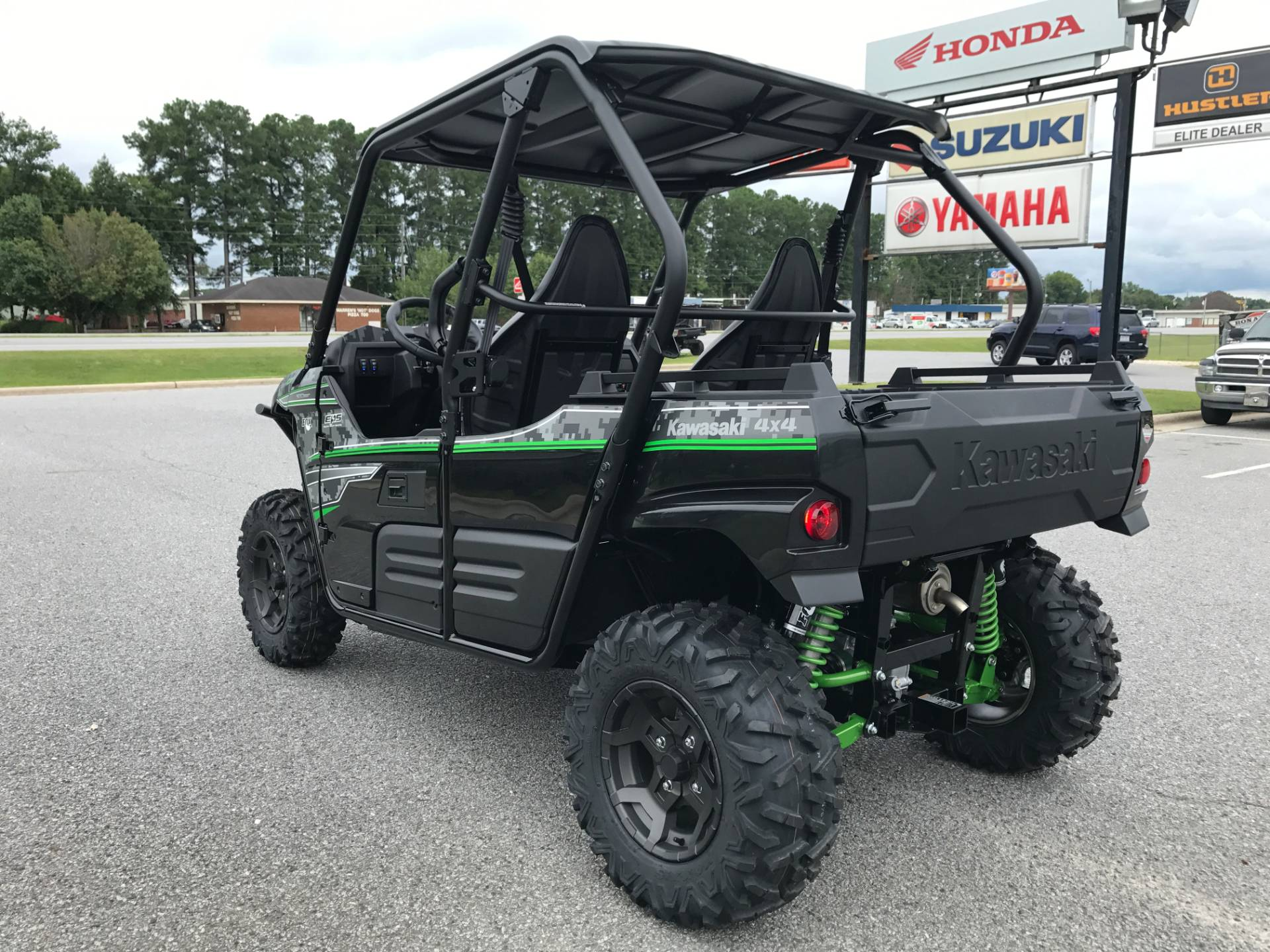 2018 Kawasaki Teryx LE Camo in Greenville, North Carolina - Photo 10