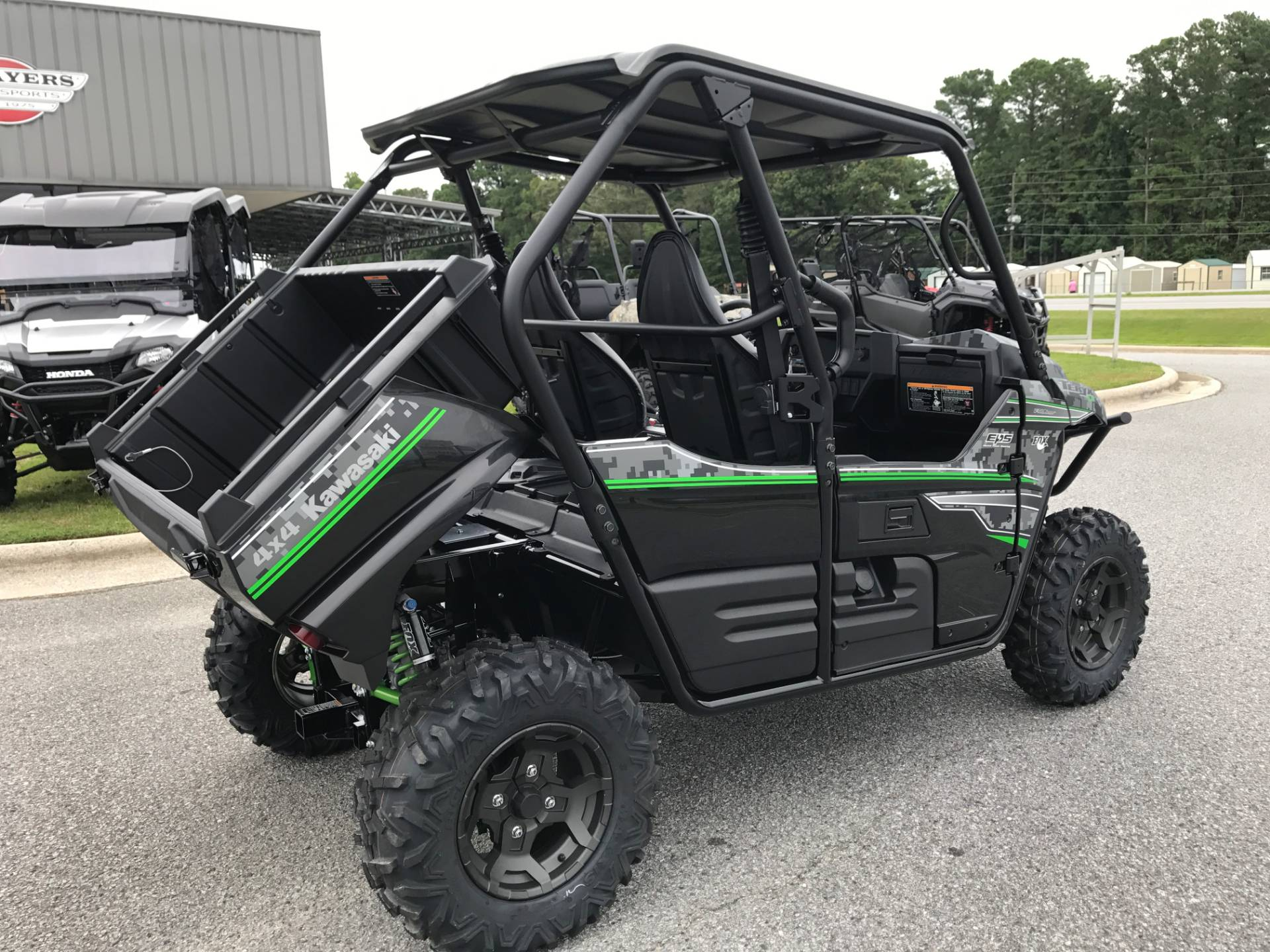 2018 Kawasaki Teryx LE Camo in Greenville, North Carolina - Photo 24