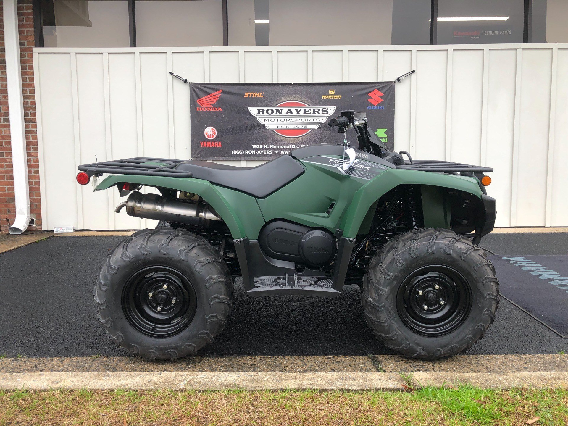 2019 Yamaha Kodiak 450 in Greenville, North Carolina - Photo 1