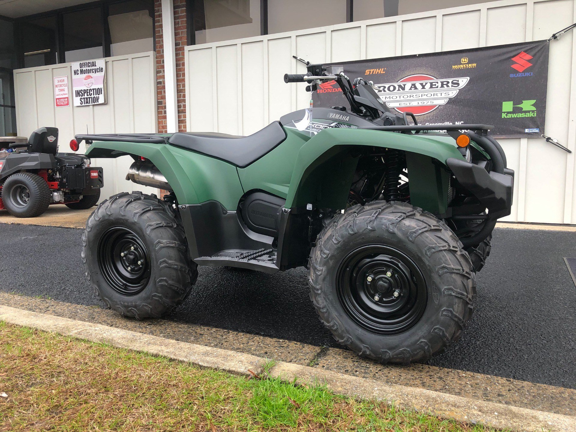 2019 Yamaha Kodiak 450 in Greenville, North Carolina - Photo 3