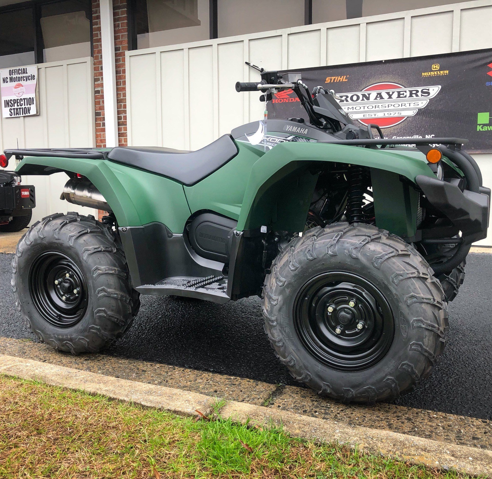 2019 Yamaha Kodiak 450 in Greenville, North Carolina - Photo 4