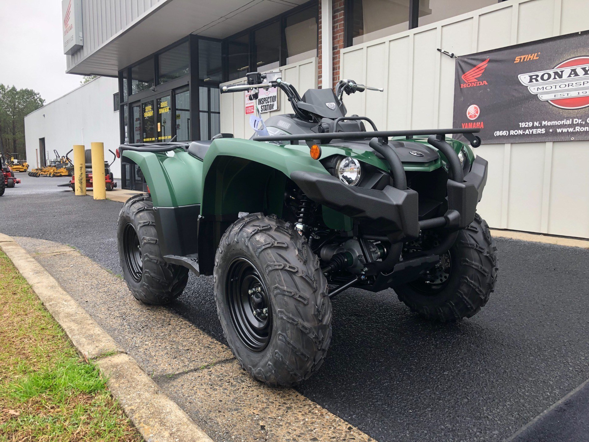 2019 Yamaha Kodiak 450 in Greenville, North Carolina - Photo 5
