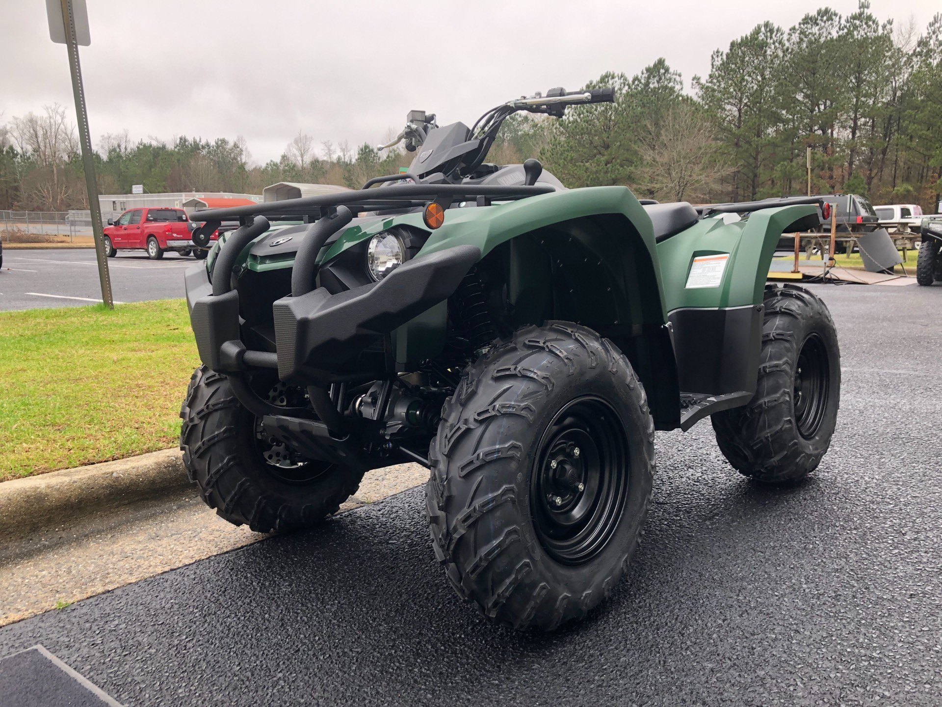 2019 Yamaha Kodiak 450 in Greenville, North Carolina - Photo 7