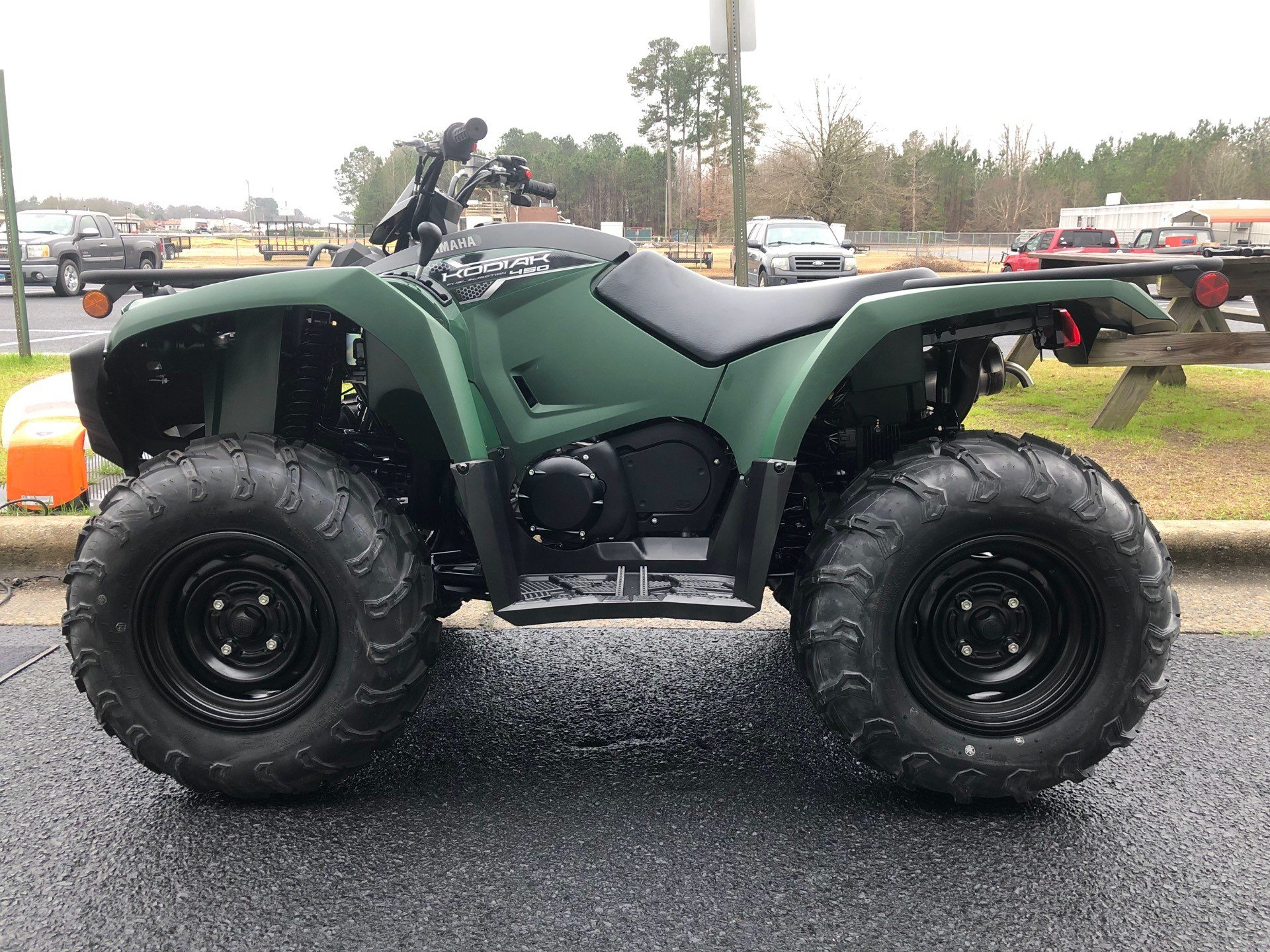 2019 Yamaha Kodiak 450 in Greenville, North Carolina - Photo 9