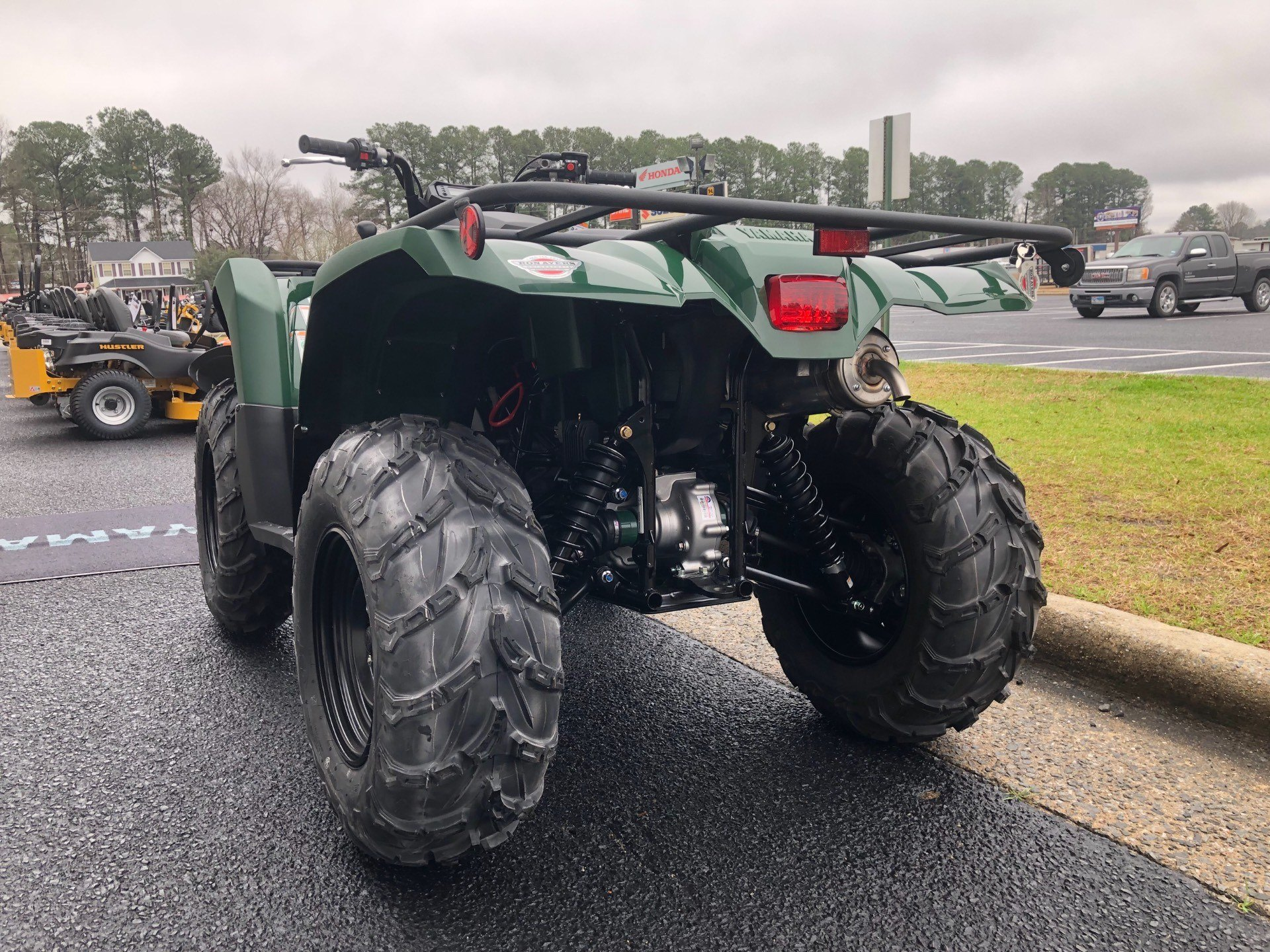 2019 Yamaha Kodiak 450 in Greenville, North Carolina - Photo 11