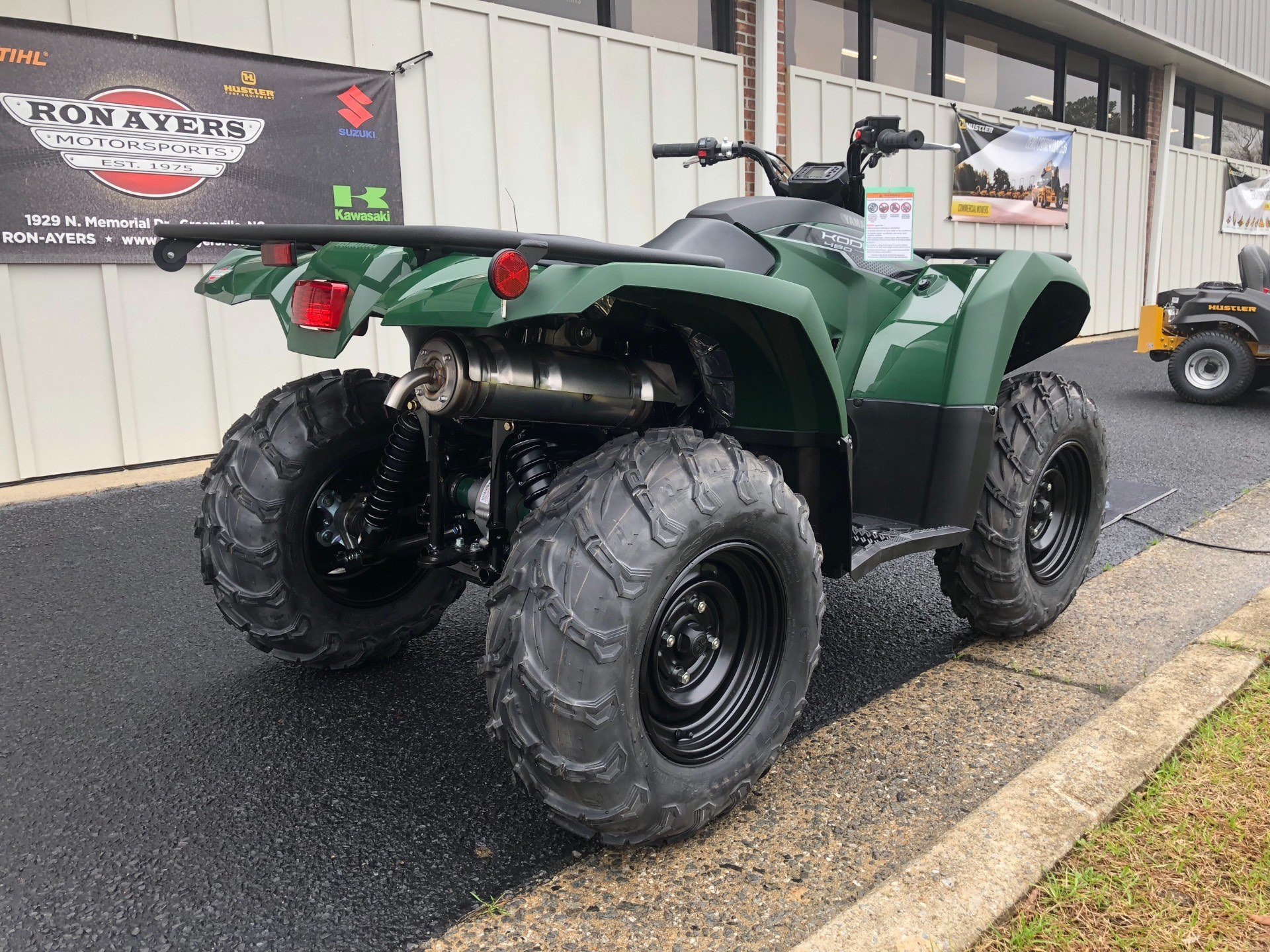 2019 Yamaha Kodiak 450 in Greenville, North Carolina - Photo 13