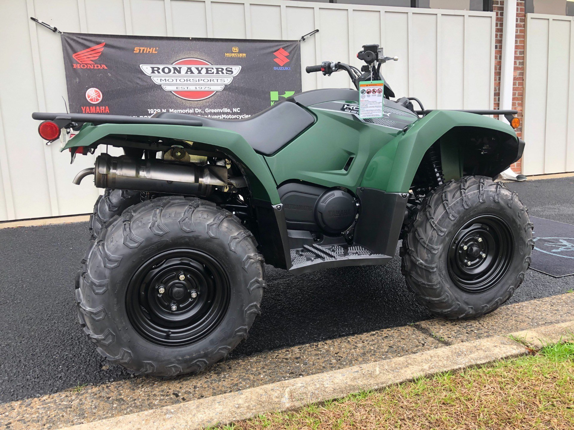 2019 Yamaha Kodiak 450 in Greenville, North Carolina - Photo 14