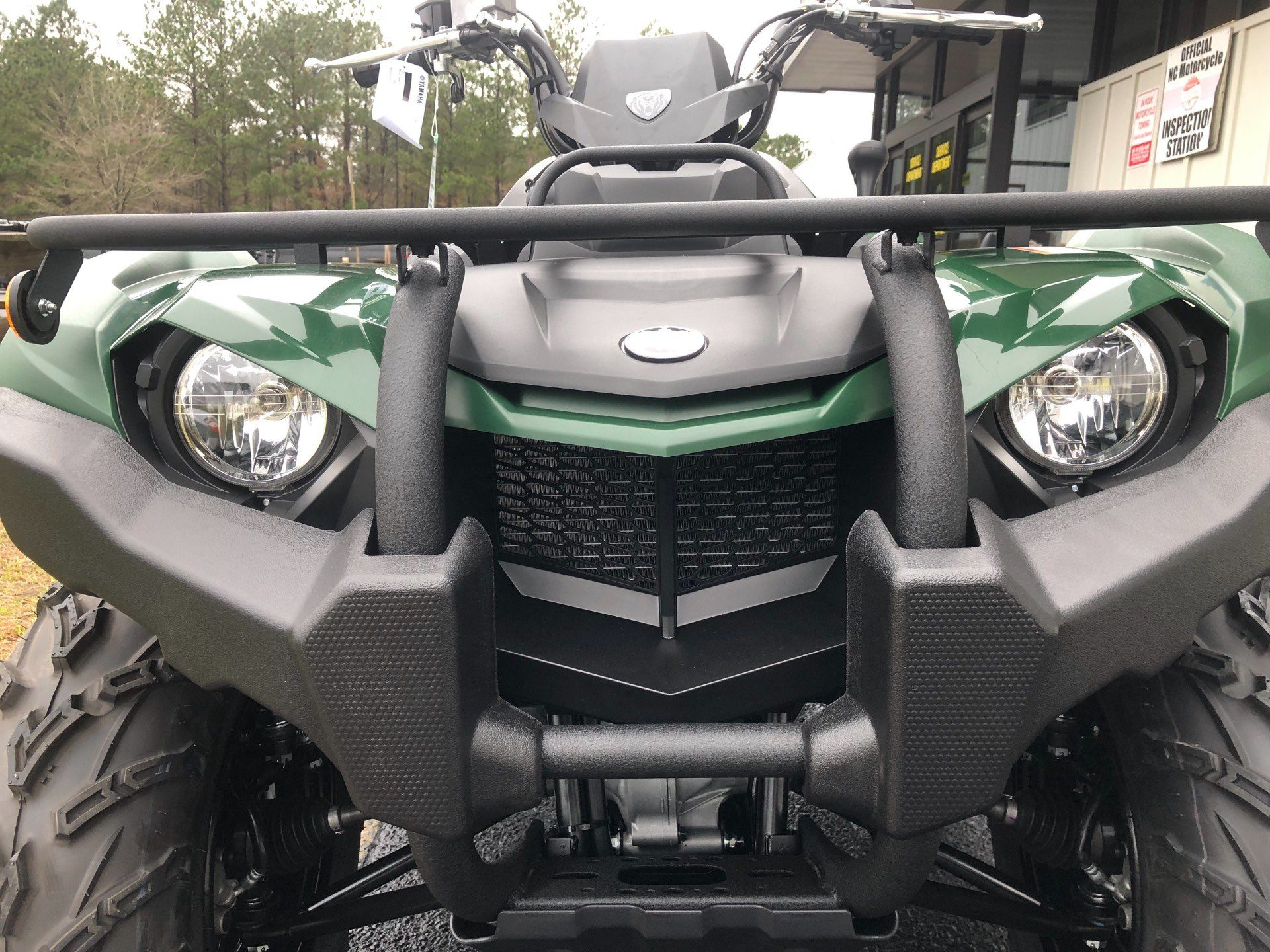 2019 Yamaha Kodiak 450 in Greenville, North Carolina - Photo 16