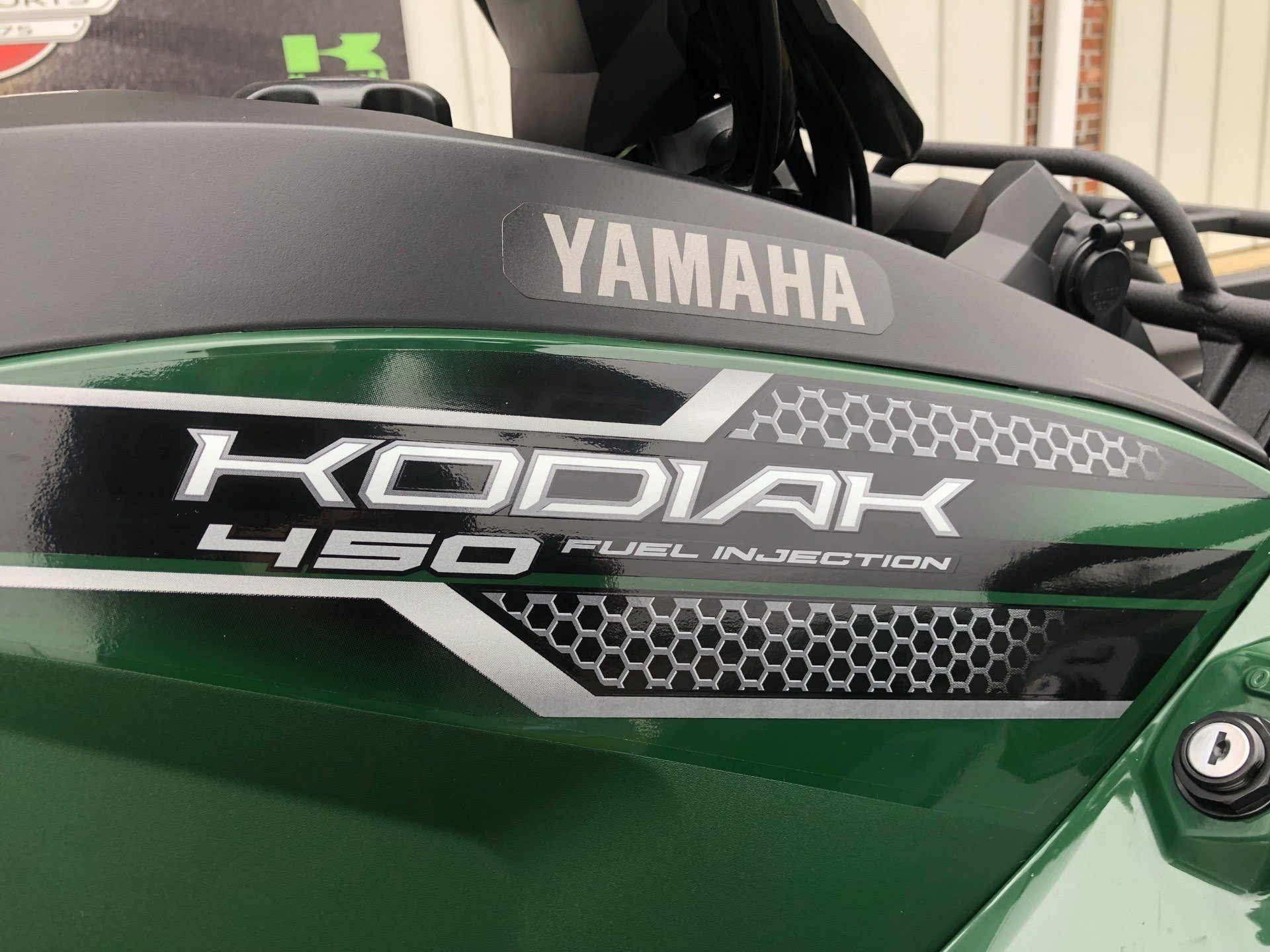 2019 Yamaha Kodiak 450 in Greenville, North Carolina - Photo 19
