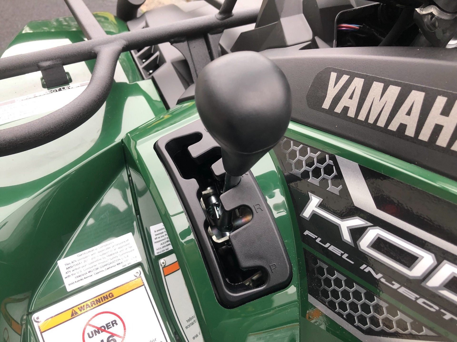 2019 Yamaha Kodiak 450 in Greenville, North Carolina - Photo 21