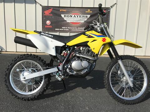 2020 Suzuki DR-Z125L in Greenville, North Carolina