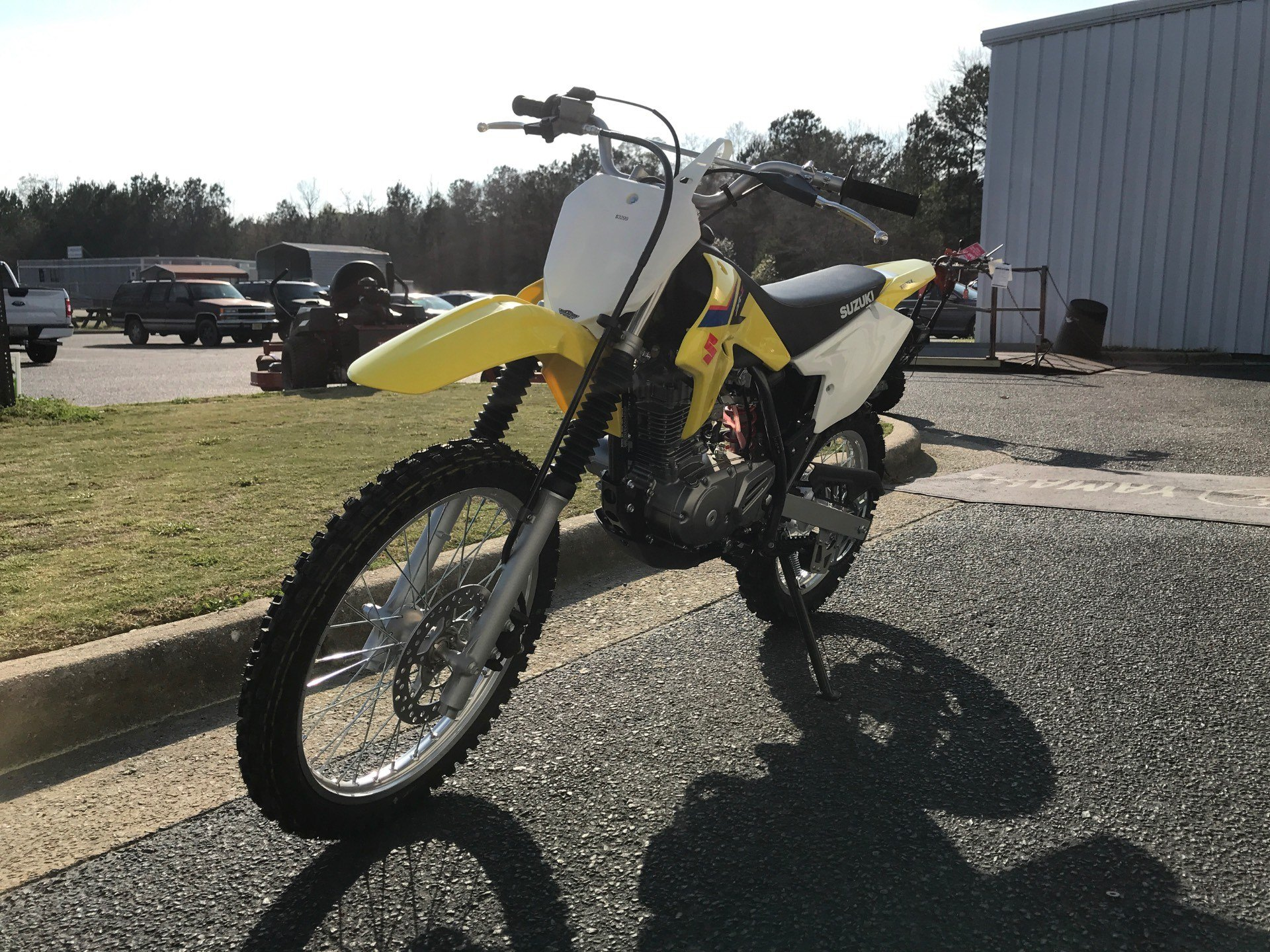 2020 Suzuki DR-Z125L in Greenville, North Carolina - Photo 4