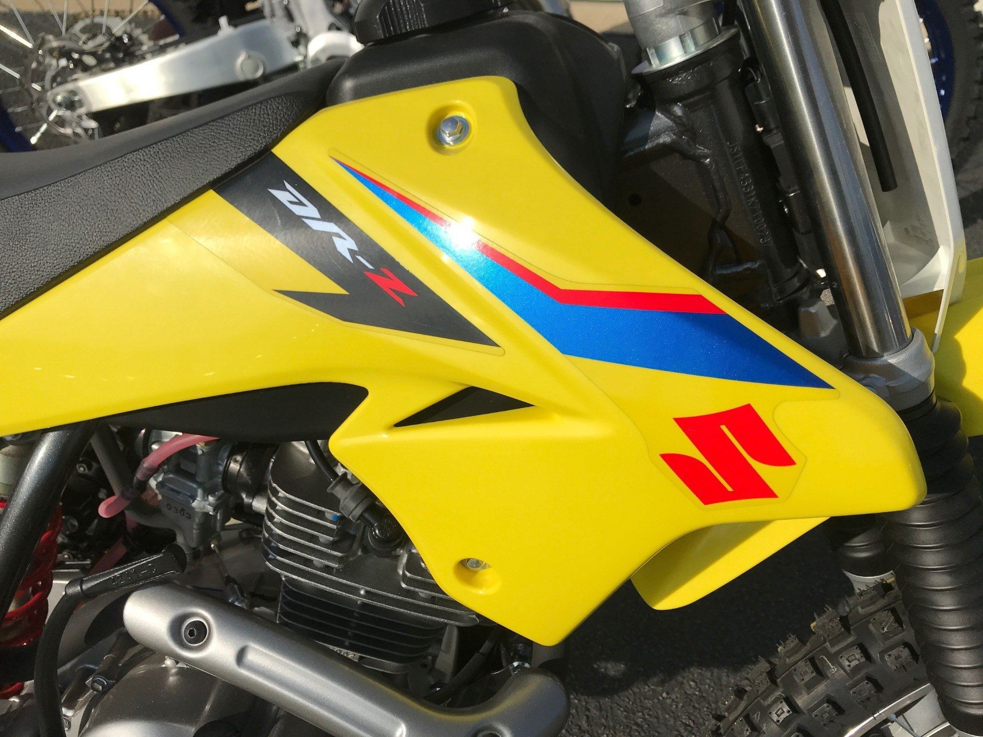 2020 Suzuki DR-Z125L in Greenville, North Carolina - Photo 14