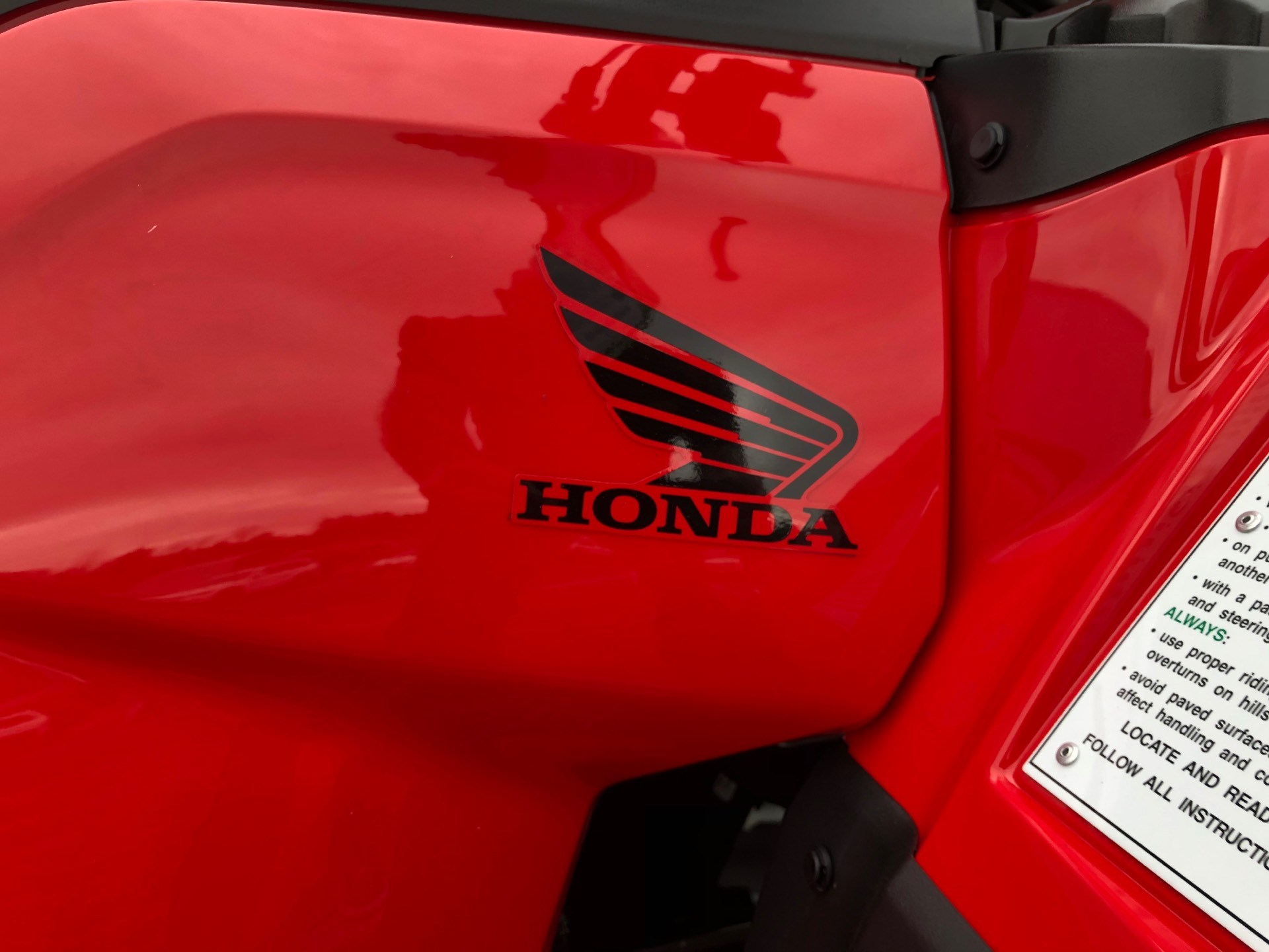 2020 Honda FourTrax Foreman 4x4 in Greenville, North Carolina - Photo 17