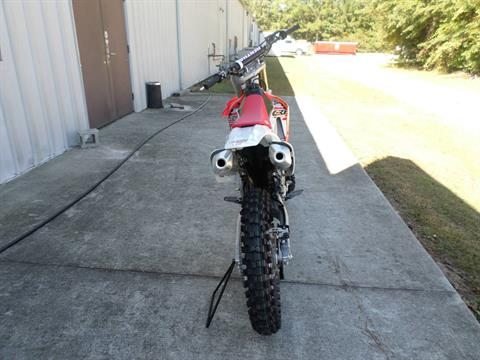 2017 Honda CRF250R in Greenville, North Carolina