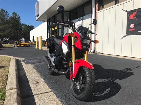 2019 Honda Grom in Greenville, North Carolina - Photo 3
