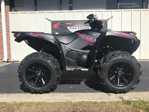2019 Yamaha Grizzly EPS SE in Greenville, North Carolina - Photo 24