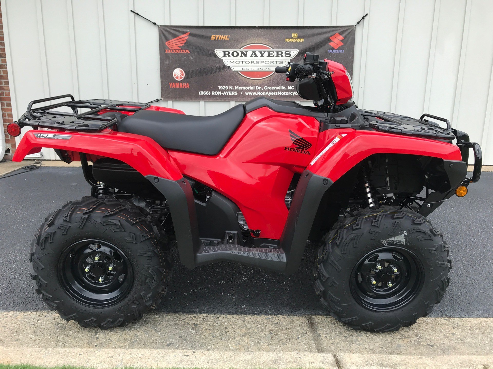 2021 Honda FourTrax Foreman Rubicon 4x4 Automatic DCT in Greenville, North Carolina - Photo 1