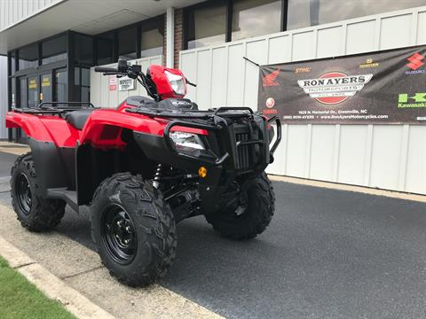 2021 Honda FourTrax Foreman Rubicon 4x4 Automatic DCT in Greenville, North Carolina - Photo 2