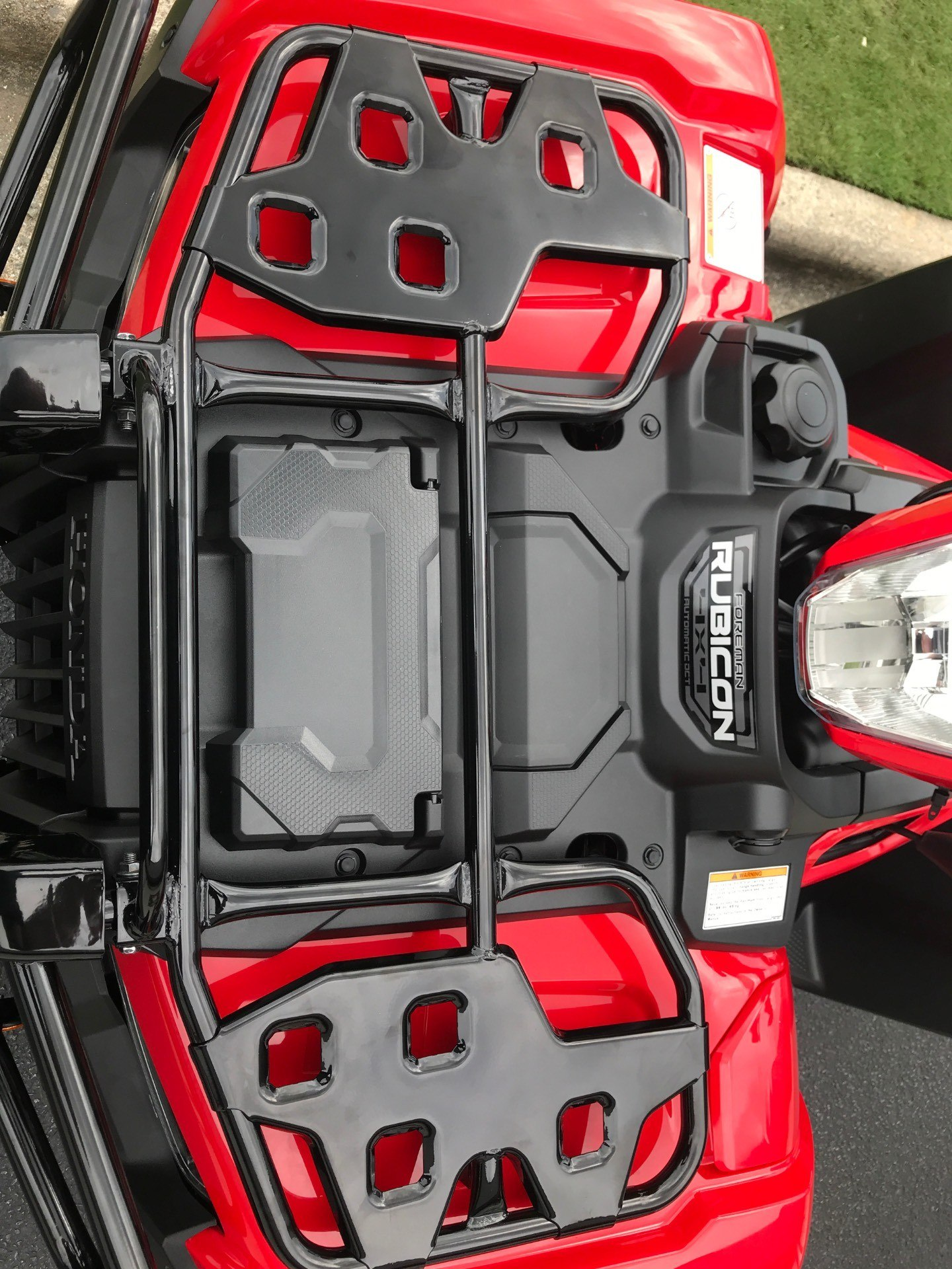 2021 Honda FourTrax Foreman Rubicon 4x4 Automatic DCT in Greenville, North Carolina - Photo 10