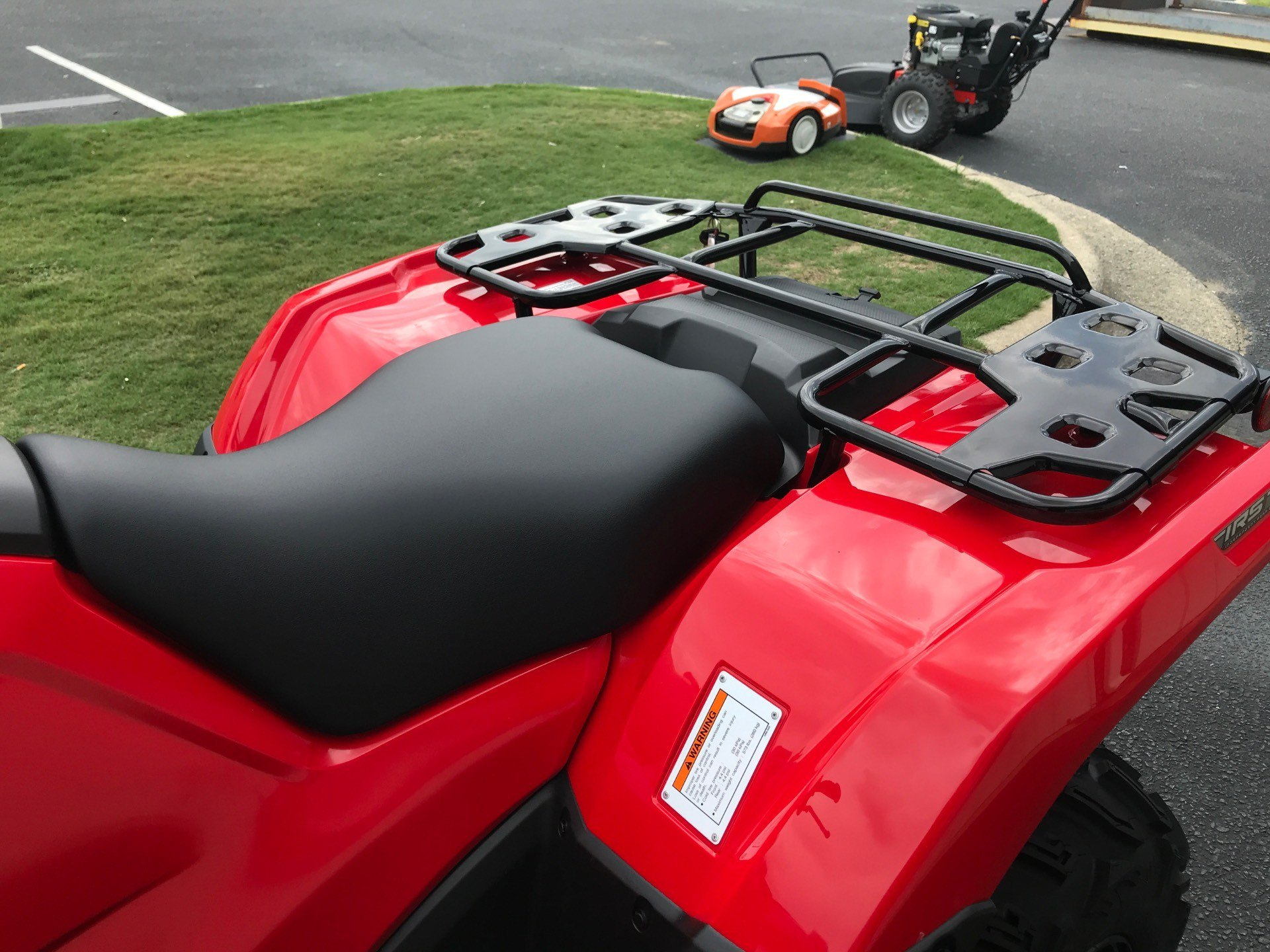 2021 Honda FourTrax Foreman Rubicon 4x4 Automatic DCT in Greenville, North Carolina - Photo 16