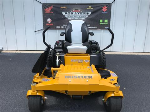 2020 Hustler Turf Equipment Raptor SDX 54 in. Kawasaki 23 hp in Greenville, North Carolina - Photo 1