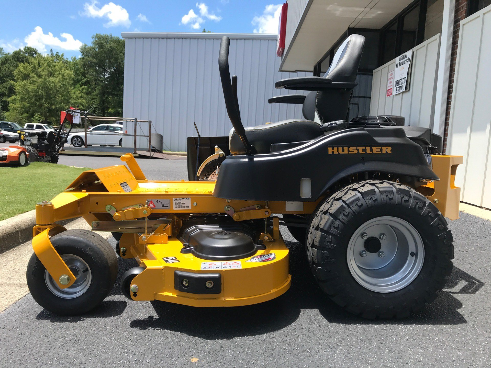 2020 Hustler Turf Equipment Raptor SDX 54 in. Kawasaki 23 hp in Greenville, North Carolina - Photo 3